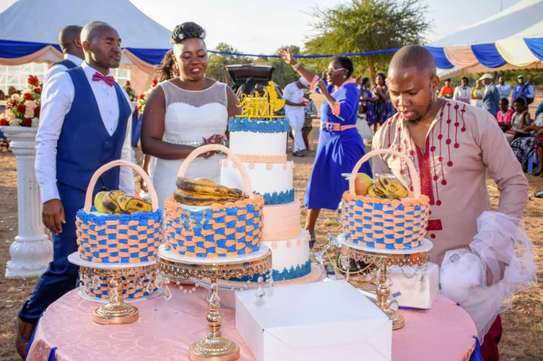 Yummy & fresh Wedding Cakes in Nairobi Kenya image 5