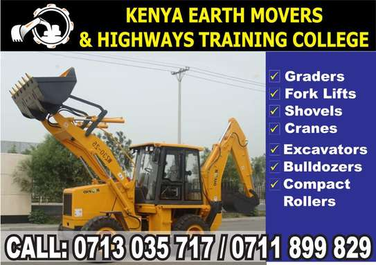 KENYA EARTH MOVERS AND HIGHWAY TRAINING COLLEGE