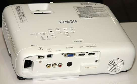 Epson EB-U05 Full HD Projector for sale image 2