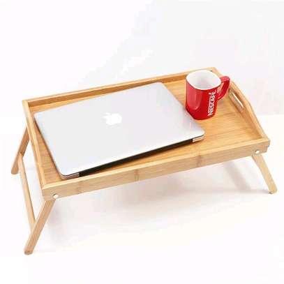 Bamboo multipurpose table image 1