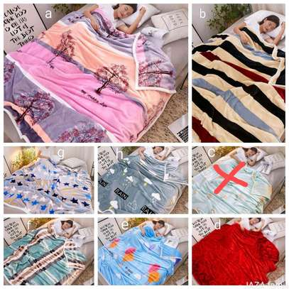 Fleece blankets image 1