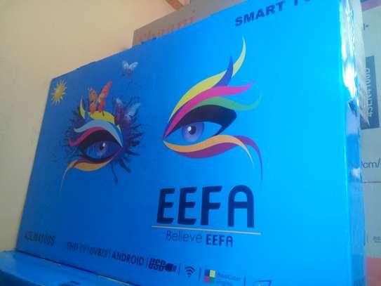 "Eefa 43"" smart android TV"