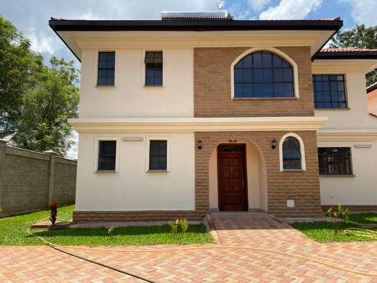 Furnished 4 bedroom villa for rent in Lavington image 1