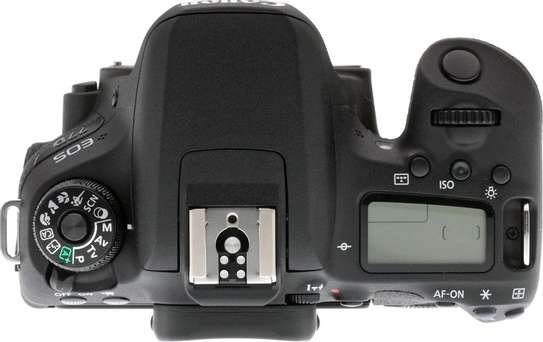 Canon EOS 77D 24.2MP Wi-Fi NFC DSLR Camera with NO Lens image 4