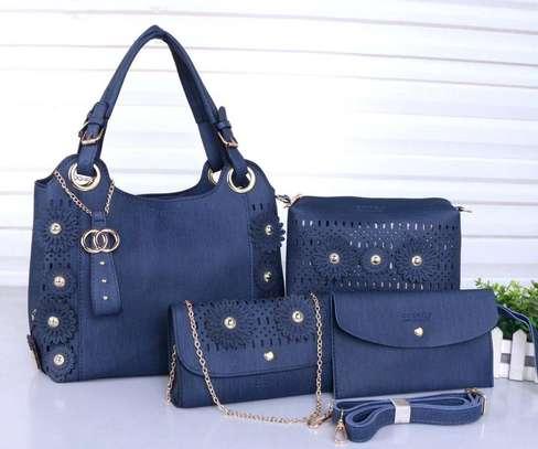 4 in one ladies handbags image 1