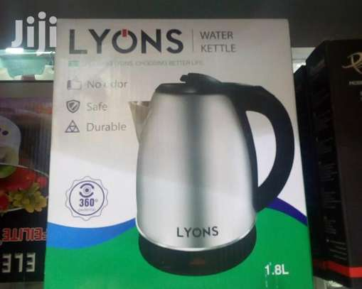 lyons water kettle image 2