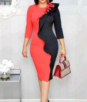 Color-Block Dress image 1