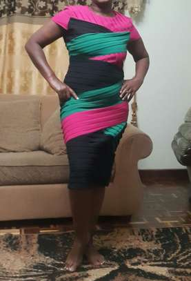 Multicolored Dress From UK image 2