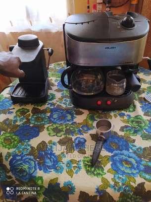 2 Espresso Machines on Sale image 2