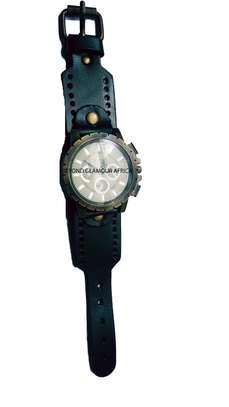Black Vintage Watch