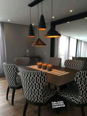 Six seater dining set for sale in Nairobi Kenya image 1