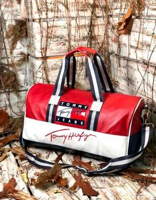 Designer tommy Hilfiger classic duffle bag image 1