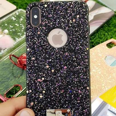 Puloka Sparkle Glittering Luxurious Cases for iPhone X/Xs,iPhone XR,iPhone XS Max image 2