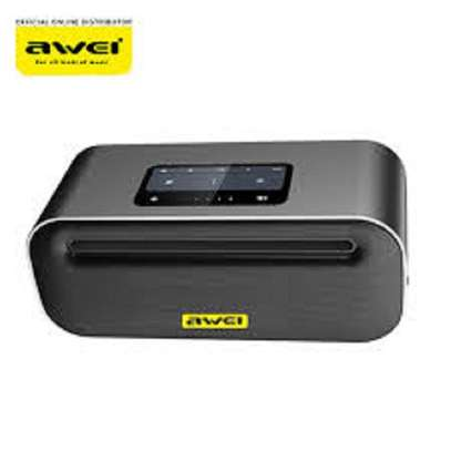 aWei Y600 Speakers Wireless Bluetooth 2600mAh Stereo Portable Mini Louder Speaker Compatible Android iPhone Smartphone Tablet image 3