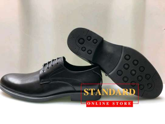 Men's Official Italian Leather Shoes with rubber sole image 29