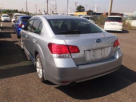 Subaru Legacy B4 2013 image 8