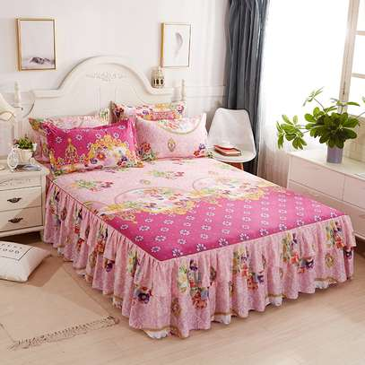 BED SKIRTS ELEGANT FOR YOUR ROOM ESTACE image 7