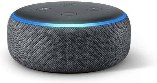 Echo Dot (3rd Gen) - Smart speaker with Alexa - Charcoal image 1
