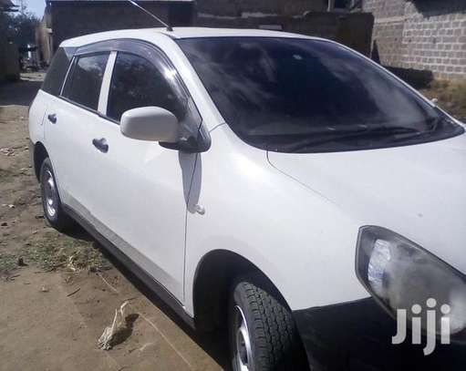 NISSAN WINGROAD 2011 ( WHITE)