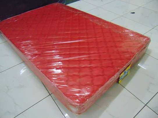 6*6*6 EXTRA HIGH DENSITY QUILTED MATTRESS image 2