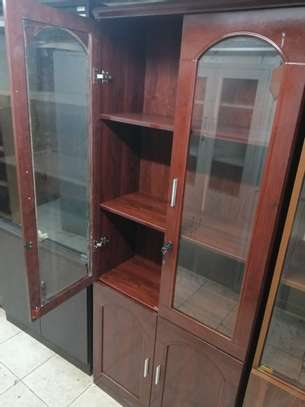 Book and file cabinets image 1
