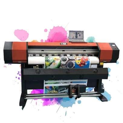 new best quality flex banner printing machine eco solvent printer. image 1