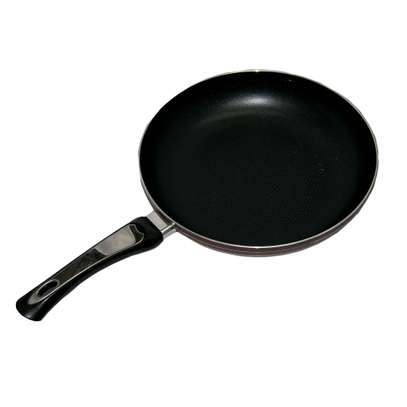 Ceramic pan brown 28cm image 1