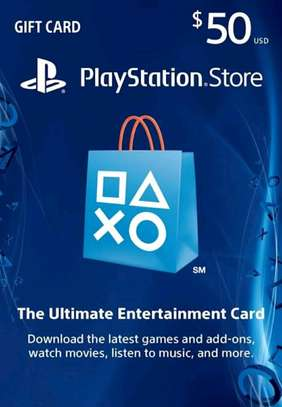 PSN Cards (Digital Delivery) image 2