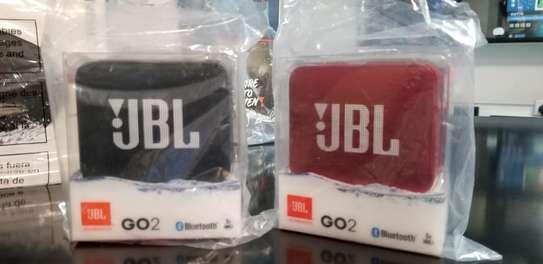 JBL GO 2 Portable Bluetooth Speaker image 1