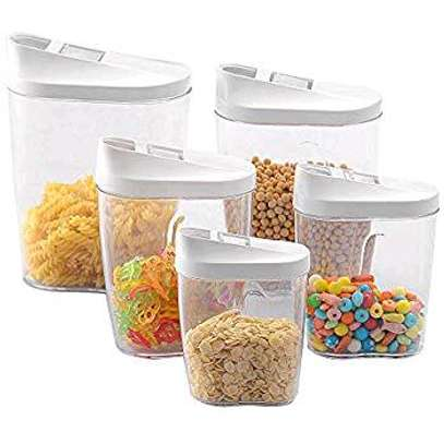 10pc cereal container image 1