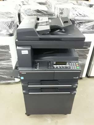 KYOCERA TASKALFA 221 MULTI-FUNCTION PHOTOCOPIER/PRINTER/SCANNER A3 SIZE