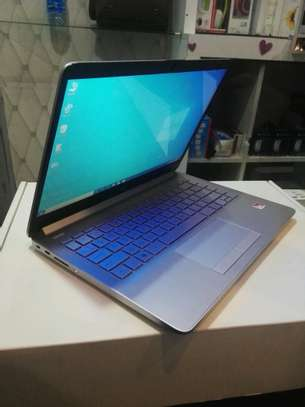 Hp 14 Notebook PC AMD A4 WITH RADEON R3 GRAPHICS image 4
