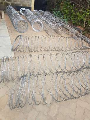 Razor wires in kenya image 1