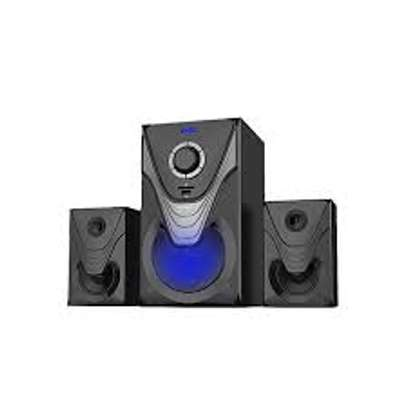 CLUBOX HI-FI multimedia speaker system image 1