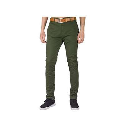Jungle Green Khakis
