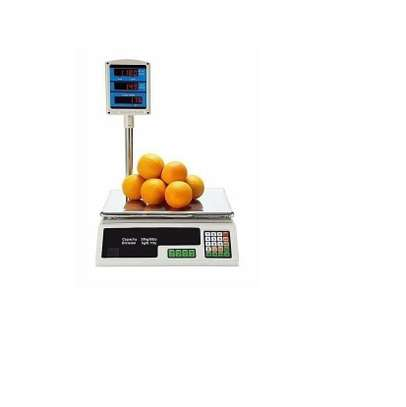 Acs 30kg Digital Weighing Scale with pole image 1