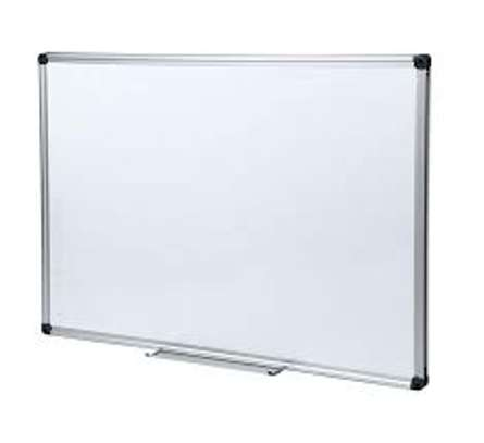4ft x 4ft wallmount whiteboard image 1