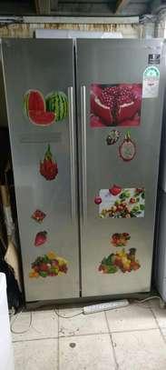 Twins door fridge on sale image 1