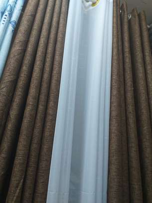 Warm living room curtains' image 4