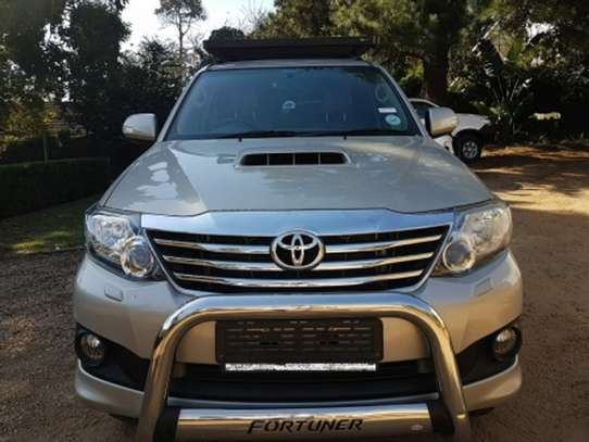 Toyota Fortuner image 1