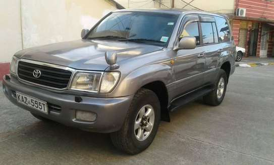 toyota land cruiser quick sale image 1