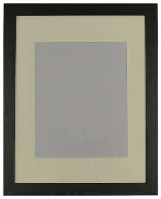 A4 Certificate Photo/Picture Frame, Classic Black image 1
