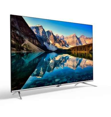 New 50 inches Vision Android Smart Digital Frameless UHD-4K TVs image 1