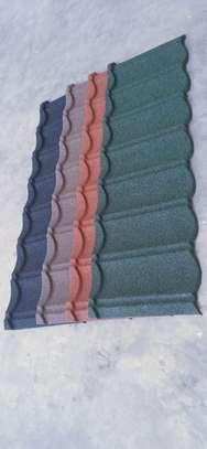 Classic type stone coated Decra roofing tiles