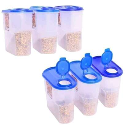 3pcs cereal dispenser image 1