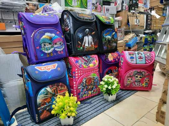 Classy kids foldable bags image 1