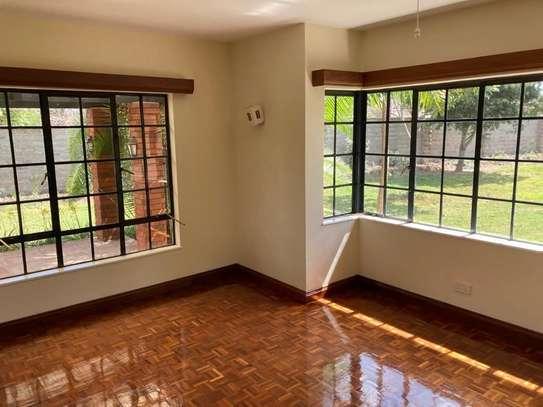 4 bedroom house for rent in Karen image 4