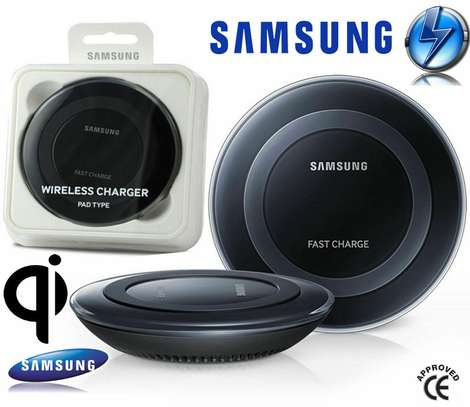 Samsung Wireless Charger Fast Charge Pad image 2
