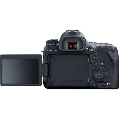 Canon EOS 6D Mark II DSLR Camera (Body Only) image 2