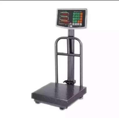 Digital Platform Scale Tool 300KG/661lbs image 1